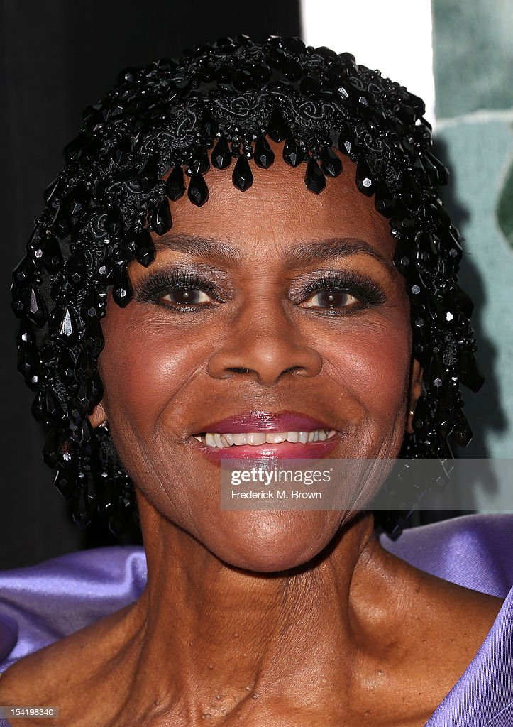 Actress Miss Cicely Tyson attends the Premiere Of Summit Entertainment's 'Alex Cross' at the ArcLight Cinemas Cinerama Dome on October 15, 2012 in Hollywood, California.