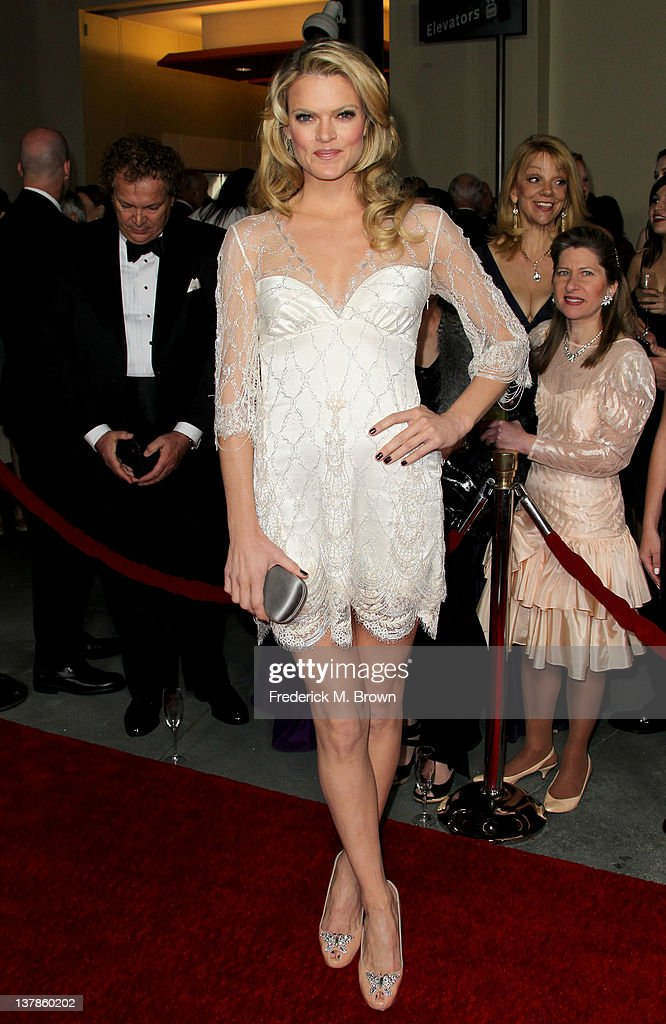 Actress Missi Pyle arrives at the 64th Annual Directors Guild Of America Awards held at the Grand Ballroom at Hollywood & Highland on January 28, 2012 in Hollywood, California.