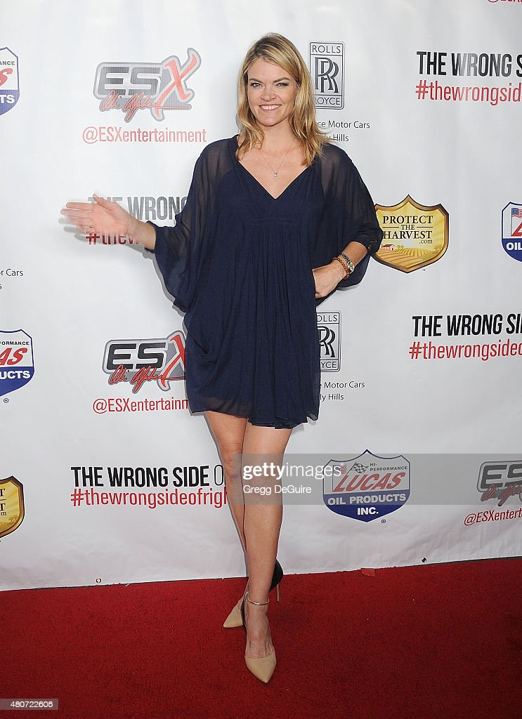 "Premiere Of ESX Productions' ""The Wrong Side Of Right"" - Arrivals"