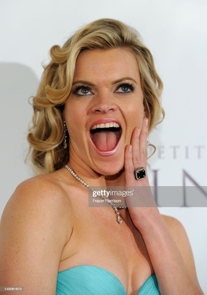 Actress Missi Pyle arrives at The Weinstein Company's 84th Annual Academy Awards After Party at Mondrian Los Angeles on February 26 2012 in West...