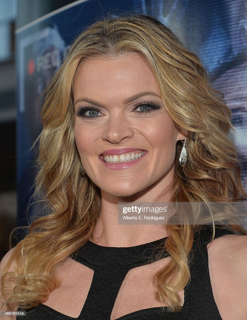 Actress <a gi-track='captionPersonalityLinkClicked' href=/galleries/search?phrase=Missi+Pyle&family=editorial&specificpeople=226554 ng-click='$event.stopPropagation()'>Missi Pyle</a> arrives to the premiere of Open Road Films' 'A Haunted House 2' at Regal Cinemas L.A. Live on April 16, 2014 in Los Angeles, California.