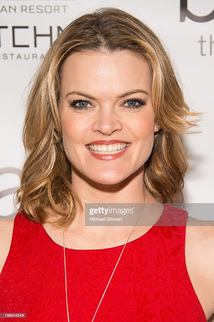 Actress Missi Pyle attends 'BARE The Musical' Opening Night After Party at Out Hotel on December 9, 2012 in New York City.