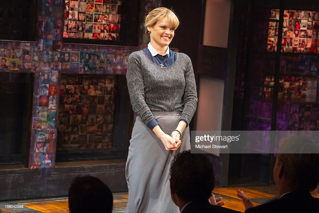Actress Missi Pyle attends 'BARE The Musical' Opening Night at New World Stages on December 9, 2012 in New York City.
