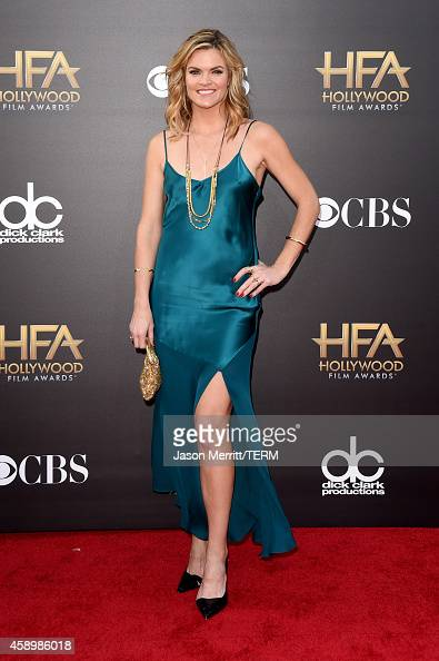 Actress Missi Pyle attends the 18th Annual Hollywood Film Awards at The Palladium on November 14 2014 in Hollywood California