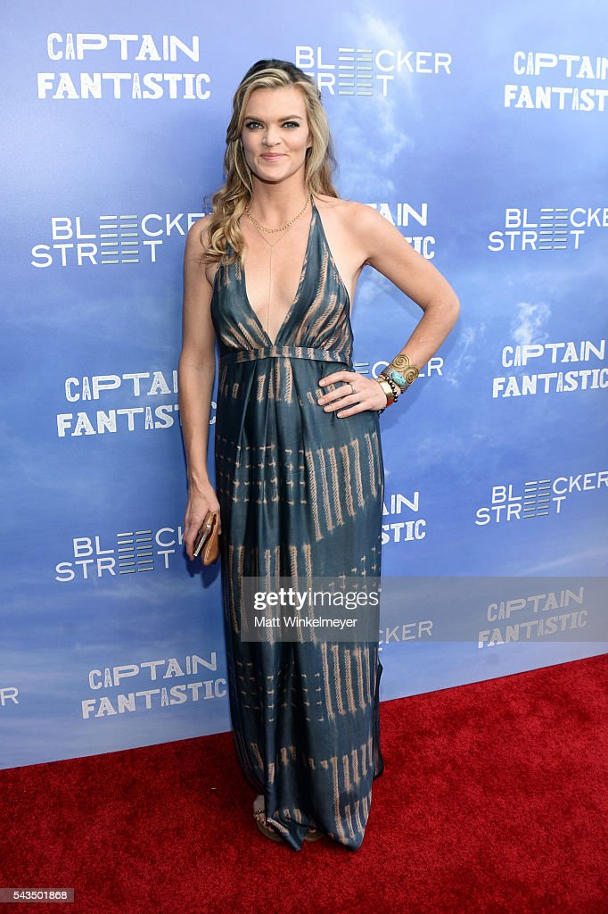 Actress Missi Pyle attends the premiere of Bleecker Street Media's 'Captain Fantastic' at Harmony Gold on June 28 2016 in Los Angeles California