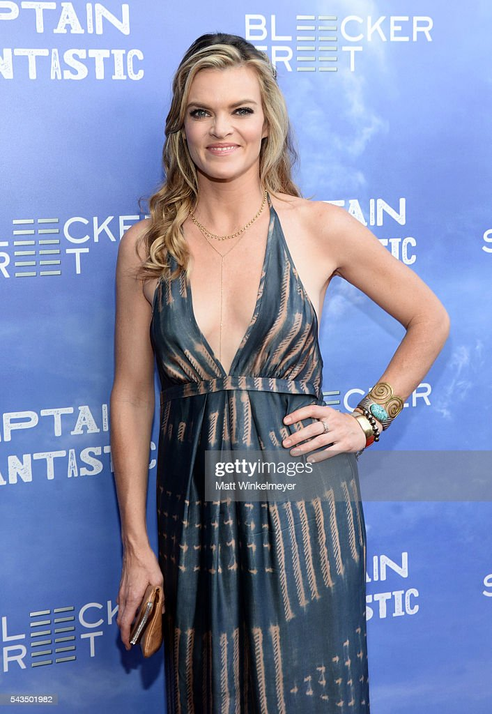 Actress Missi Pyle attends the premiere of Bleecker Street Media's 'Captain Fantastic' at Harmony Gold on June 28, 2016 in Los Angeles, California.