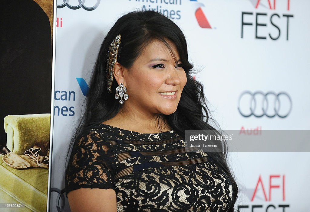 Actress <a gi-track='captionPersonalityLinkClicked' href=/galleries/search?phrase=Misty+Upham&family=editorial&specificpeople=4835047 ng-click='$event.stopPropagation()'>Misty Upham</a> attends the premiere of 'August: Osage County' at the 2013 AFI Fest at TCL Chinese Theatre on November 8, 2013 in Hollywood, California.