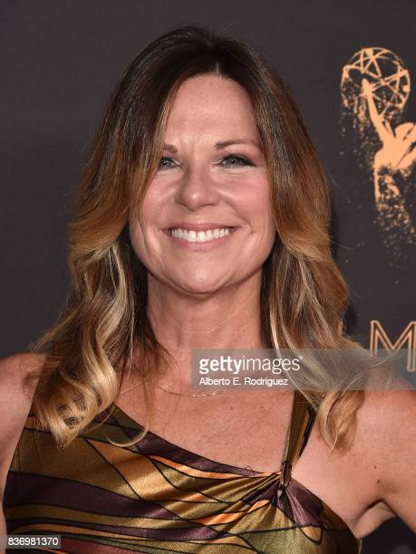 Actress Mo Collins attends the Television Academy's Performers Peer Group Celebration at The Montage Beverly Hills on August 21 2017 in Beverly Hills...