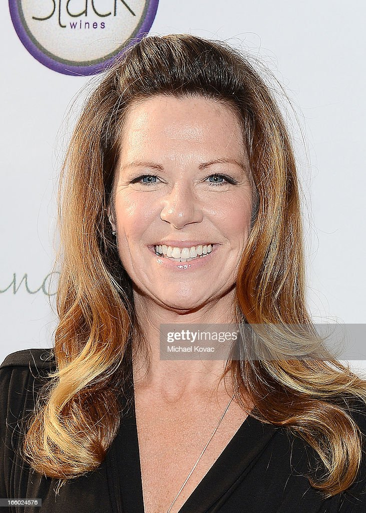 Actress Mo Collins hosts the Tuberous Sclerosis Alliance Comedy For A Cure 2013 at Lure on April 7, 2013 in Hollywood, California.