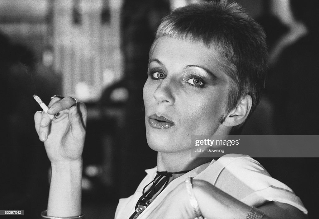 Actress, model and musician Angela Bowie, 17th July 1976.