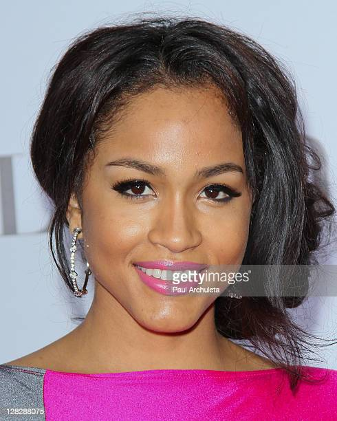 Actress / Model Rosa Acosta attends the Latina Magazine's 15th anniversary celebration at The Globe Theatre on October 5 2011 in Universal City...