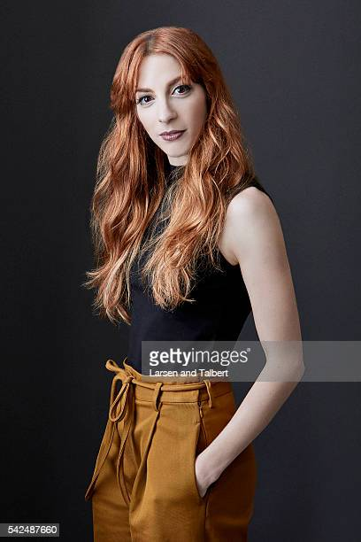 Actress Molly Bernard is photographed for Entertainment Weekly Magazine at the ATX Television Fesitval on June 10 2016 in Austin Texas