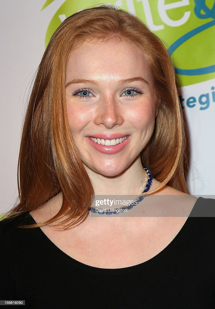 Actress Molly C. Quinn attends the Bold Ink Awards at the Eli and Edythe Broad Stage on November 5, 2012 in Santa Monica, California.
