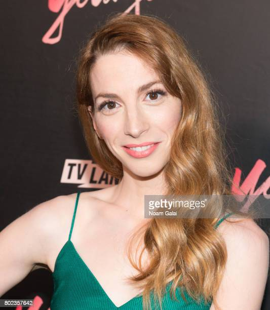 Actress Molly Kate Bernard attends the 'Younger' season four premiere party on June 27 2017 in New York City