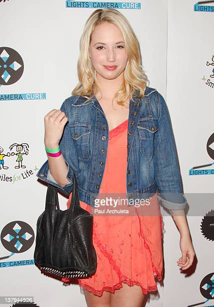 Actress Molly McCook attends the 'Lights Camera Cure 2012 Hollywood DanceAThon' at Avalon on January 29 2012 in Hollywood California