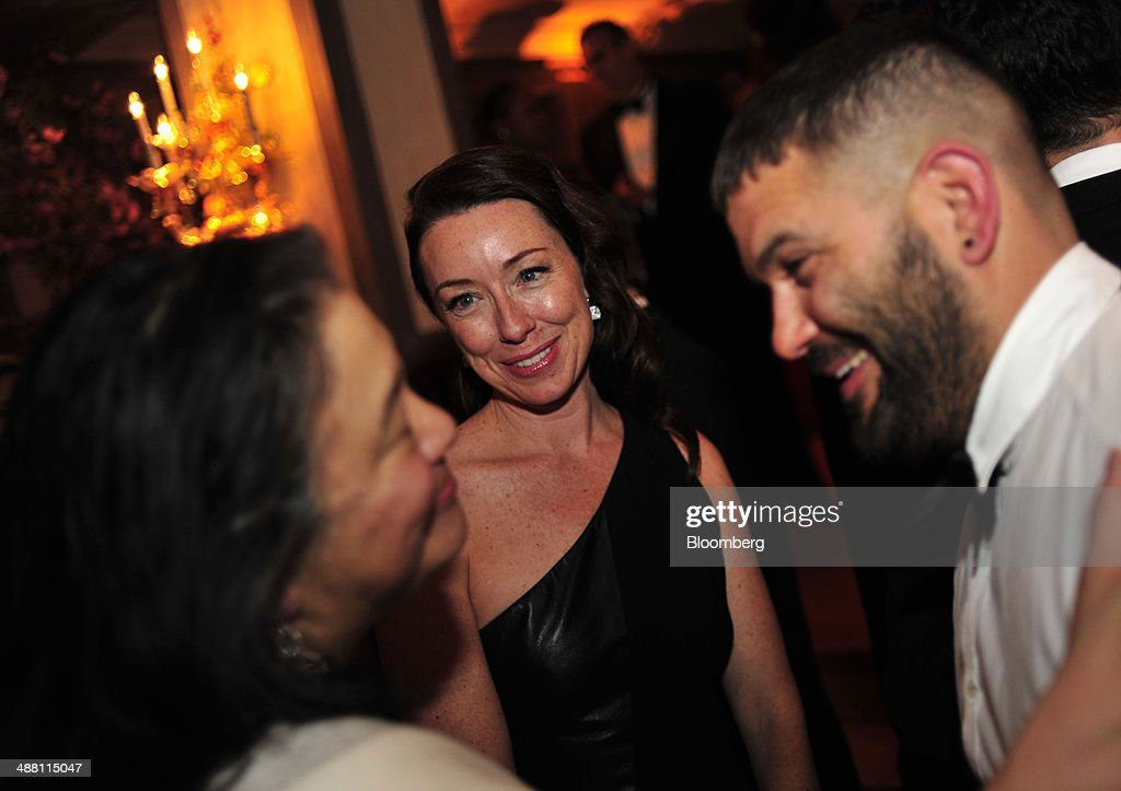 Actress <a gi-track='captionPersonalityLinkClicked' href=/galleries/search?phrase=Molly+Parker&family=editorial&specificpeople=209282 ng-click='$event.stopPropagation()'>Molly Parker</a> attends the Bloomberg Vanity Fair White House Correspondents' Association (WHCA) dinner afterparty in Washington, D.C., U.S., on Saturday, May 3, 2014. The WHCA, celebrating its 100th anniversary, raises money for scholarships and honors the recipients of the organization's journalism awards. Photographer: Pete Marovich/Bloomberg via Getty Images