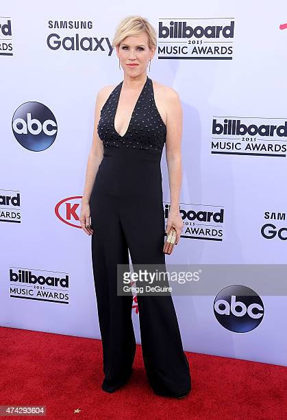 Actress Molly Ringwald arrives at the 2015 Billboard Music Awards at MGM Garden Arena on May 17 2015 in Las Vegas Nevada