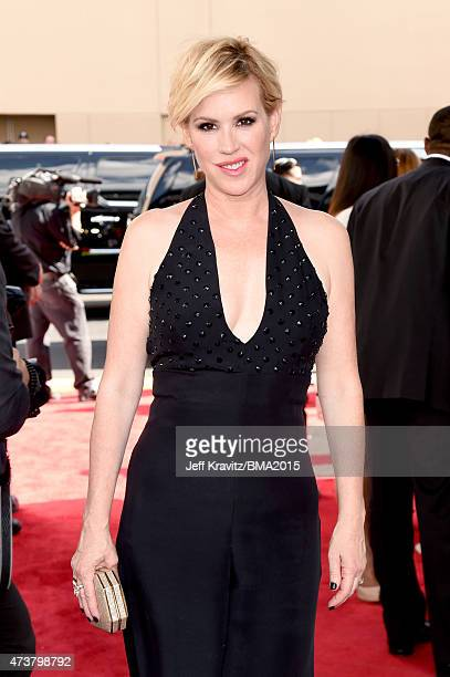 Actress Molly Ringwald attends the 2015 Billboard Music Awards at MGM Grand Garden Arena on May 17 2015 in Las Vegas Nevada