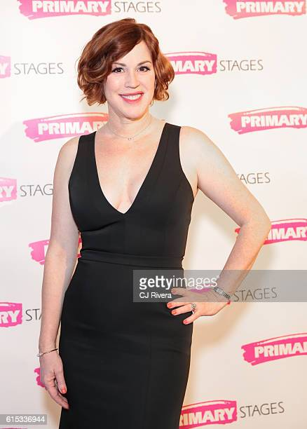 Actress Molly Ringwald attends the Primary Stages 2016 Gala at 538 Park Avenue on October 17 2016 in New York City