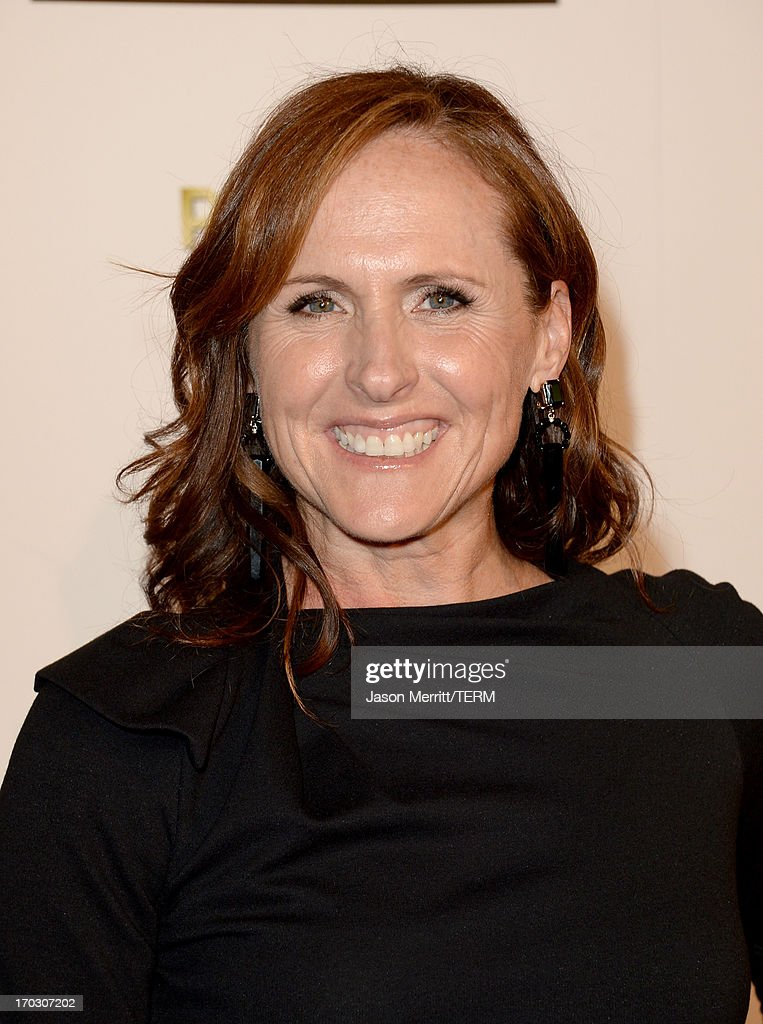 Actress Molly Shannon arrives at Broadcast Television Journalists Association's third annual Critics' Choice Television Awards at The Beverly Hilton Hotel on June 10, 2013 in Los Angeles, California.