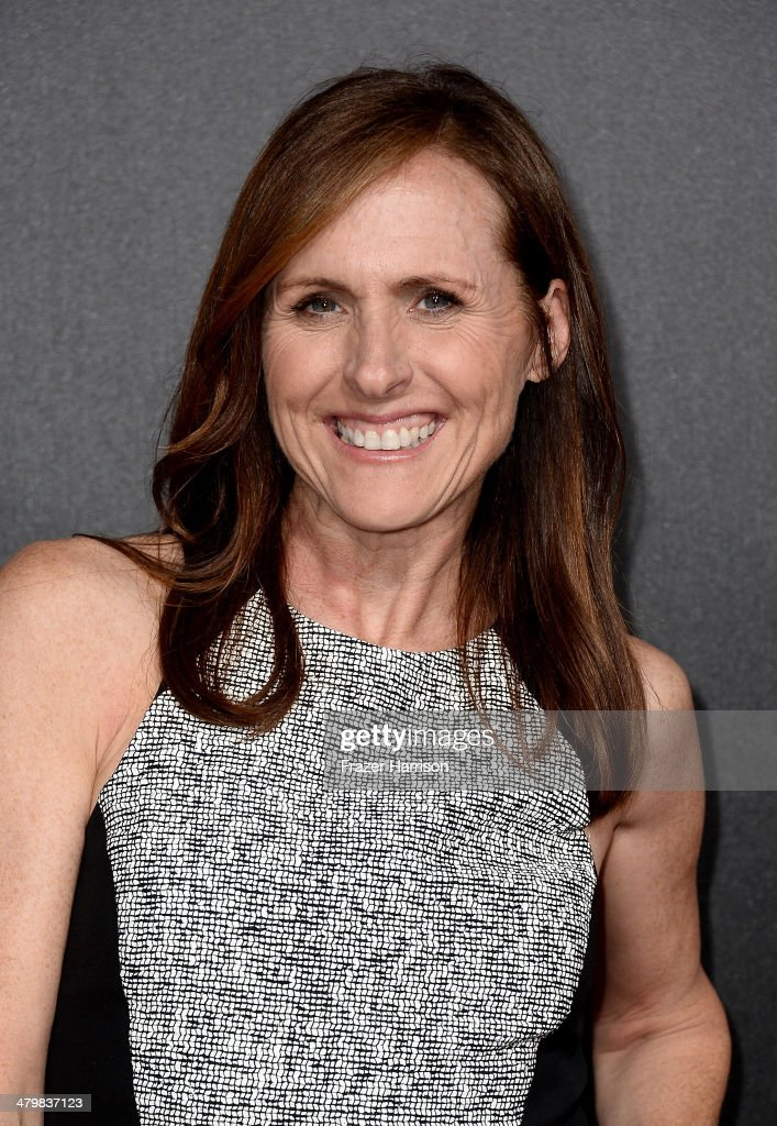 Actress Molly Shannon arrives at the 2nd Annual Rebels With A Cause Gala at Paramount Studios on March 20, 2014 in Hollywood, California.