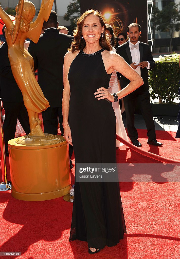 Actress Molly Shannon attends the 2013 Creative Arts Emmy Awards at Nokia Theatre L.A. Live on September 15, 2013 in Los Angeles, California.