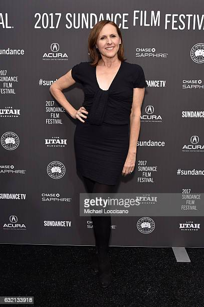 Actress Molly Shannon attends 'The Little Hours' premiere during day 1 of the 2017 Sundance Film Festival at Library Center Theater on January 19...