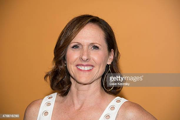Actress Molly Shannon attends the 'Me And Earl And The Dying Girl' New York Premiere at Sunshine Landmark on June 10 2015 in New York City