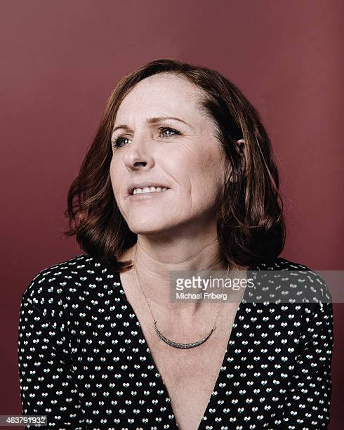 Actress Molly Shannon is photographed for Variety on February 3 2015 in Park City Utah ON DOMESTIC EMBARGO UNTIL MAY 3 2015 ON INTERNATIONAL EMBARGO...
