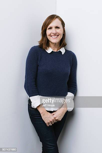 Actress Molly Shannon of 'Other People' poses for a portrait at the 2016 Sundance Film Festival on January 22 2016 in Park City Utah