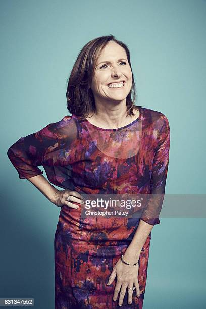 Actress Molly Shannon poses for a portrait 2017 Film Independent filmmaker grant and Spirit Award nominees brunch at BOA Steakhouse on January 7 2017...