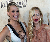 Actress Molly Sims and designer/TV personality Rachel Zoe attend the Ovarian Cancer Research Fund Alliance's 3rd Annual Super Saturday Los Angeles at...