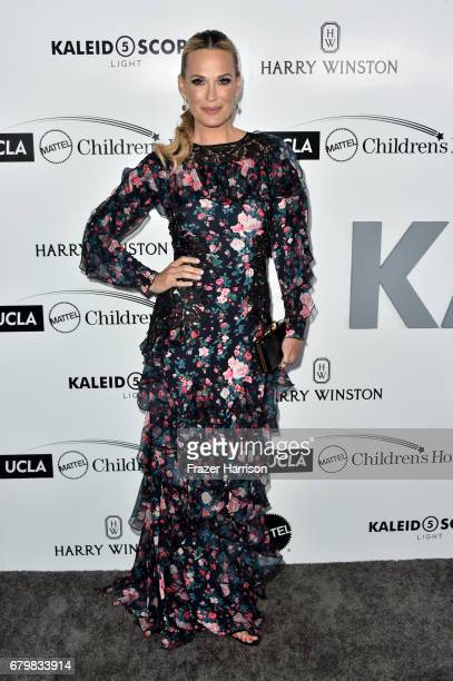 Actress Molly Sims arrives at UCLA Mattel Children's Hospital's Kaleidoscope 5 at 3LABS on May 6 2017 in Culver City California
