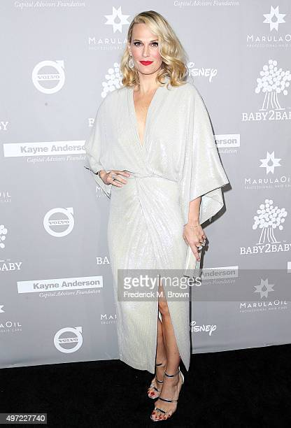 Actress Molly Sims attends the 2015 Baby2Baby Gala at 3LABS on November 14 2015 in Culver City California