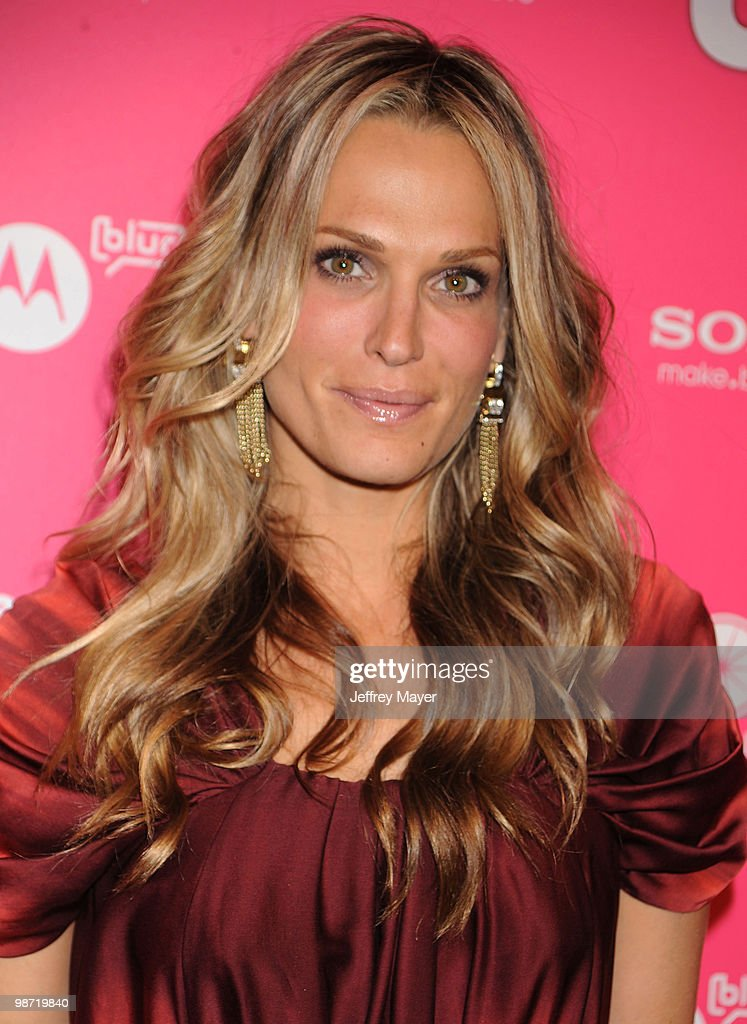 Actress Molly Sims attends the Us Weekly Hot Hollywood Style Issue Event at Drai's Hollywood on April 22, 2010 in Hollywood, California.