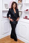 ESP: Monica Cruz Presents Majorica New Collection In Madrid