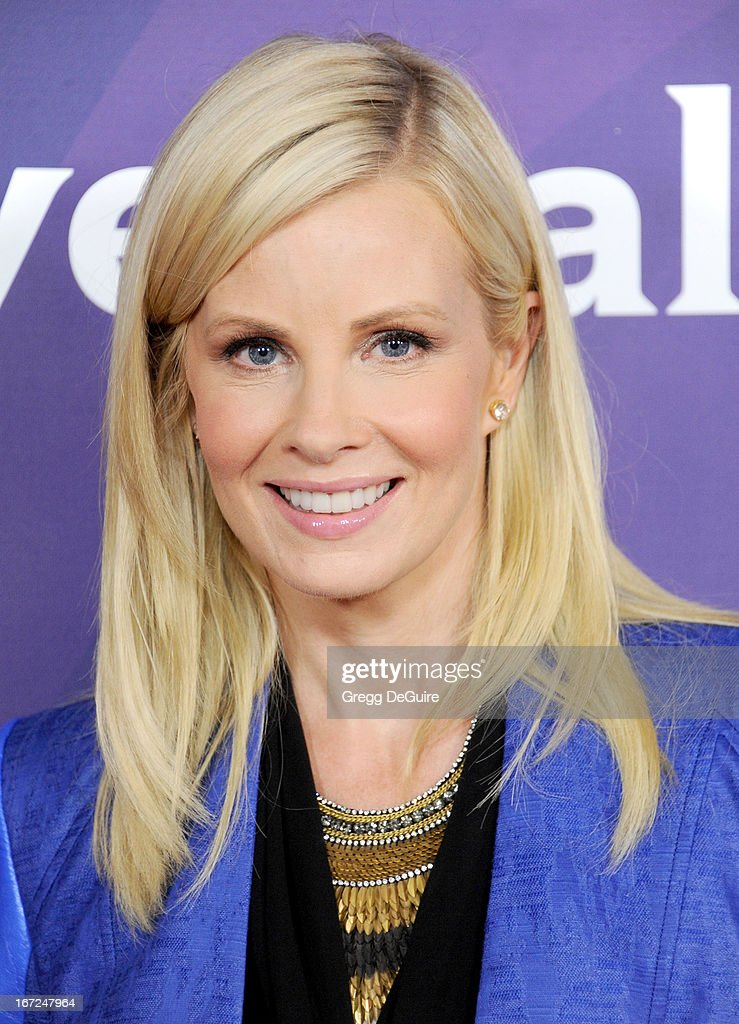 Actress Monica Potter arrives at the 2013 NBC Summer Press Day at The Langham Huntington Hotel and Spa on April 22, 2013 in Pasadena, California.