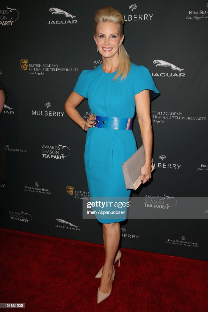 Actress Monica Potter attends the BAFTA LA 2014 Awards Season Tea Party at the Four Seasons Hotel Los Angeles at Beverly Hills on January 11, 2014 in Beverly Hills, California.