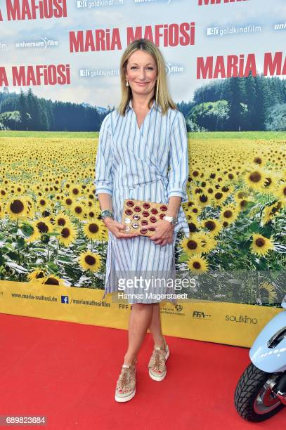 Actress Monika Gruber during the 'Maria Mafiosi' Premiere at Sendlinger Tor Filmpalast on May 29 2017 in Munich Germany