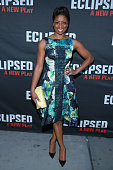 Actress Montego Glover attends the 'Eclipsed' broadway opening night at The Golden Theatre on March 6 2016 in New York City