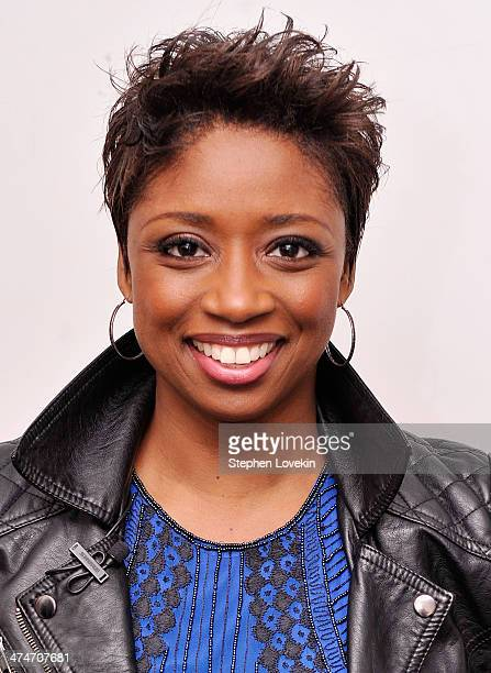 Actress Montego Glover attends the Screen Actors Guild Foundation and 'Made In NY' Talks African American Actors at The New School on February 24...