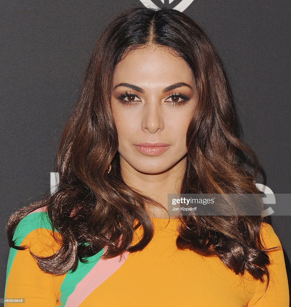 Actress <a gi-track='captionPersonalityLinkClicked' href=/galleries/search?phrase=Moran+Atias&family=editorial&specificpeople=3964520 ng-click='$event.stopPropagation()'>Moran Atias</a> arrives at the 16th Annual Warner Bros. And InStyle Post-Golden Globe Party at The Beverly Hilton Hotel on January 11, 2015 in Beverly Hills, California.