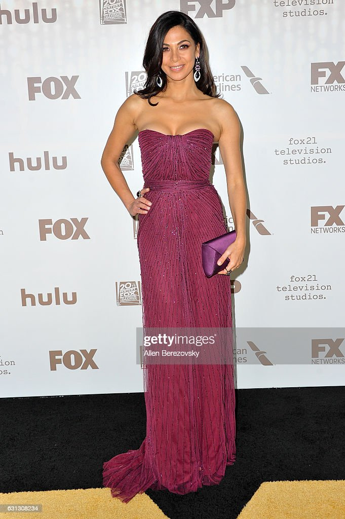 Actress Moran Atias attends FOX and FX's 2017 Golden Globe Awards After Party at The Beverly Hilton Hotel on January 8, 2017 in Beverly Hills, California.