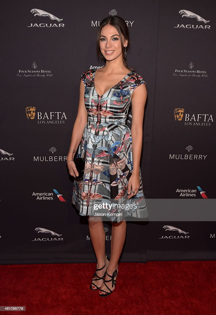 Actress <a gi-track='captionPersonalityLinkClicked' href=/galleries/search?phrase=Moran+Atias&family=editorial&specificpeople=3964520 ng-click='$event.stopPropagation()'>Moran Atias</a> attends the 2015 BAFTA Tea Party at The Four Seasons Hotel Los Angeles At Beverly Hills on January 10, 2015 in Los Angeles, California.