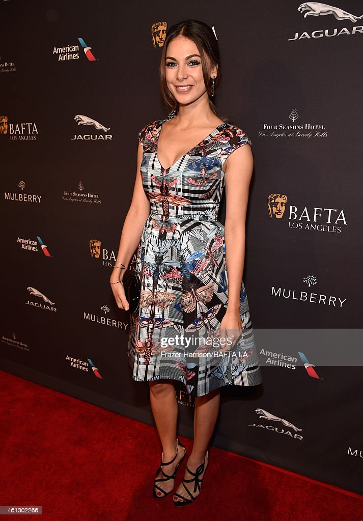 Actress <a gi-track='captionPersonalityLinkClicked' href=/galleries/search?phrase=Moran+Atias&family=editorial&specificpeople=3964520 ng-click='$event.stopPropagation()'>Moran Atias</a> attends the BAFTA Los Angeles Tea Party at The Four Seasons Hotel Los Angeles At Beverly Hills on January 10, 2015 in Beverly Hills, California.
