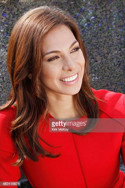 Actress Moran Atias is photographed for Los Angeles Times on June 11 2015 in Los Angeles California PUBLISHED IMAGE CREDIT MUST BE Kirk McKoy/Los...