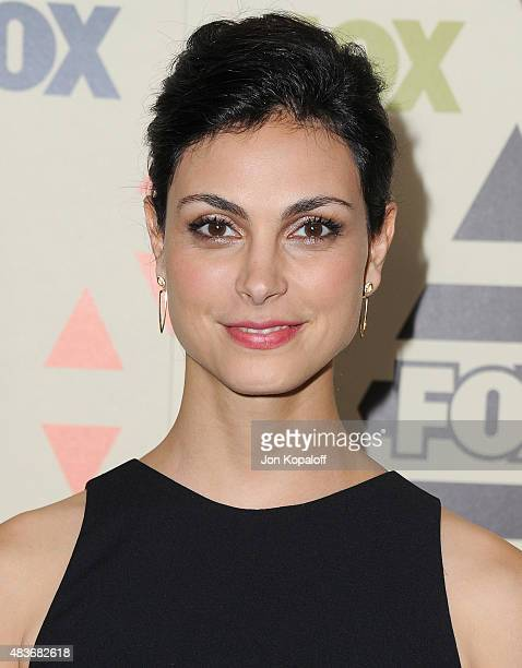 Actress Morena Baccarin arrives at the 2015 Summer TCA Tour FOX AllStar Party at Soho House on August 6 2015 in West Hollywood California