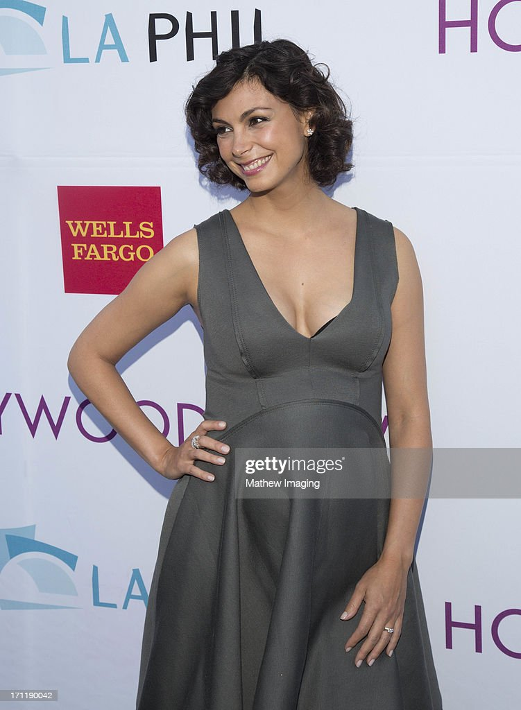 Actress Morena Baccarin attends Hollywood Bowl Opening Night Gala - Arrivals at The Hollywood Bowl on June 22, 2013 in Los Angeles, California.