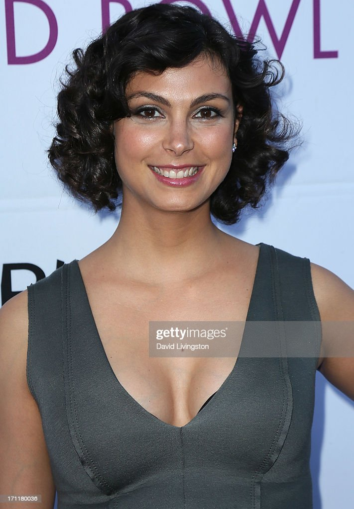 Actress Morena Baccarin attends Opening Night at The Hollywood Bowl 2013 at The Hollywood Bowl on June 22, 2013 in Los Angeles, California.