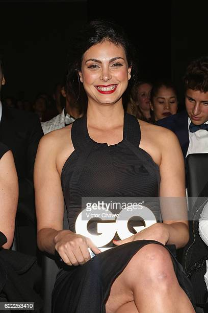 Actress Morena Baccarin attends the GQ Men Of The Year Awards 2016 at Torre Virrelles on November 9 2016 in Mexico City Mexico